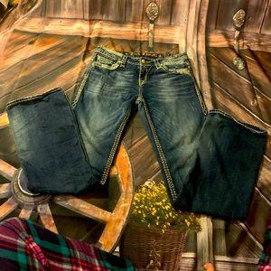 Women's Rock Revival Boot cut Jeans